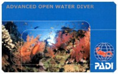 Corso Advanced Open Water Diver Padi